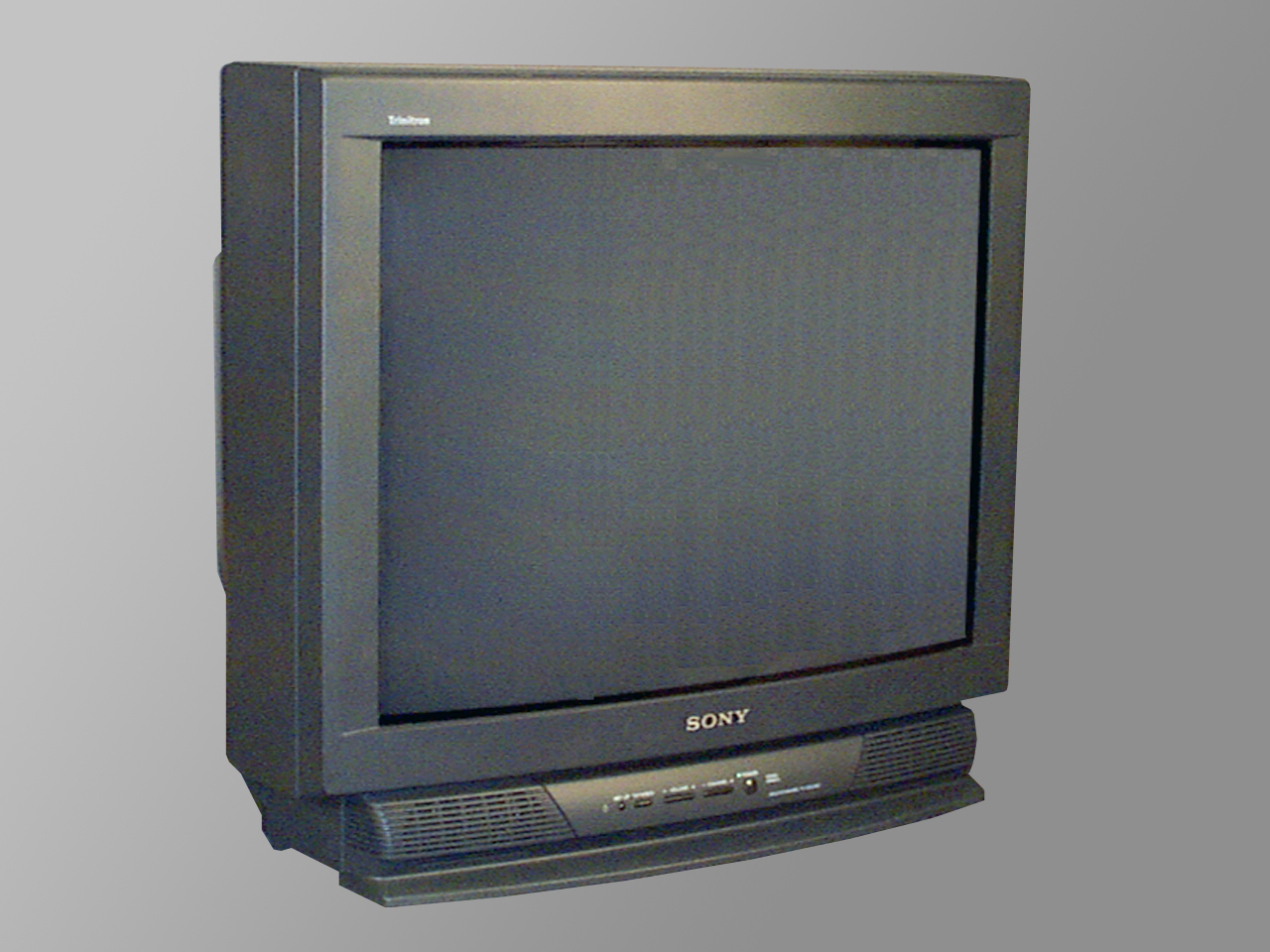 Sony Kv27s10 27 Inter Video Video Playback And Set